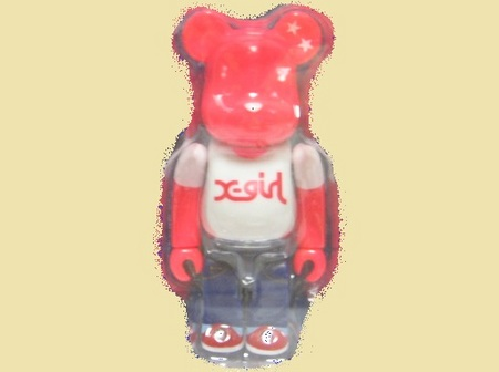 X-girl BE@RBRICK 100% (2).jpg