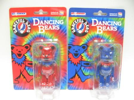 BE@RBRICK GRATEFUL DEAD DANCING BEARS 100% (1).JPG